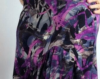 dress, Argentine tango, dancewear, Latin dance, asymmetrical dress