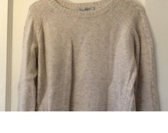 Allawah Cashmere sweater size small