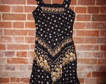 Lovely Summer Dress Size 14