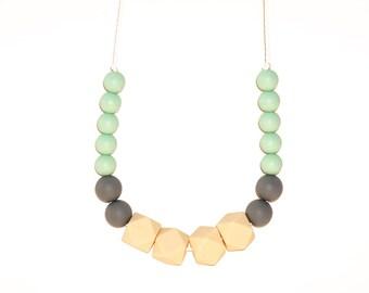 BiteBaby Baby Teether Necklace - Cinderella