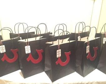 True Religion inspired gift bags