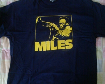 Miles Davis t-shirt never used