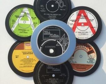Motown coasters
