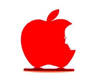 Steve Jobs. Apple. iPad. iPhone