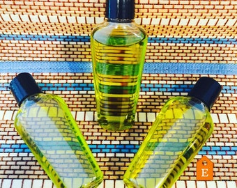 Body & Massage Oil w/ Hemp Seed Oil