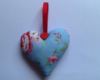 Lavender Scented Heart Cath Kidson Fabric