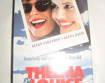 Thelma & Louise VHS