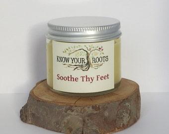 Foot Cream ~ Soothe Thy Feet