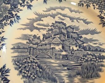 Salem Olde Staffordshire Collectors Plate