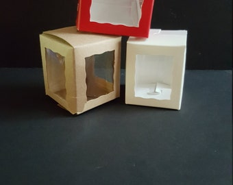 Small Favor Boxes 1.75x1.75 24ct
