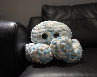 Children Toy Octopus Soft handmade toy adorable