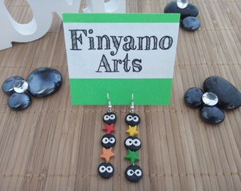 Susuwatari Studio Ghibli Earrings