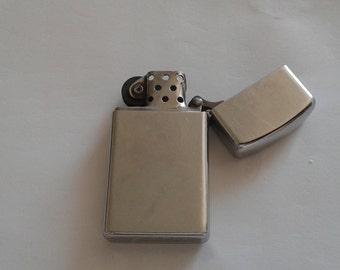 1972 Zippo slimline lighter