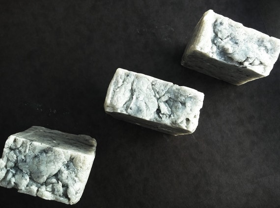 3 Pack Gift Set -Eucalyptus, Peppermint, Lemon & Lavender Bar Soap - Organic - Fair Trade Sourced, Old Fashioned, Activated Charcoal Soap
