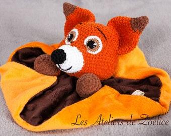 Copper flat doudou Fox