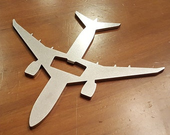 787 Dreamliner Airliner Aircraft Bottle Opener