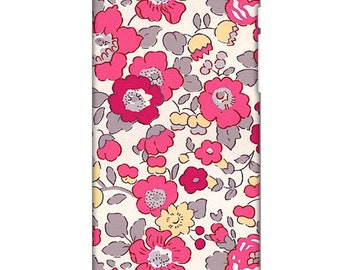 """Shell for iPhone """"Liberty-Betsy-bougainvillea"""""""