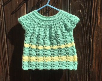 9-18 month baby girl's top