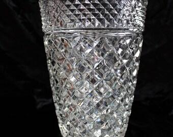 Anchor Hocking Wexford Vase
