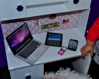 """American Girl Doll or 18"""" Doll Apple Electronics Download"""
