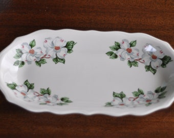 Vintage Syracuse China Relish/Celery dish