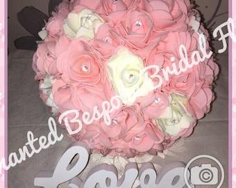 Bronze Bespoke Wedding Flowers Package