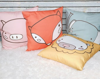 cushion cover, set of 4