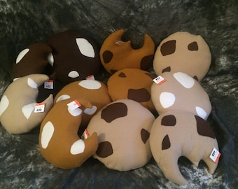 Cookie pillows or props