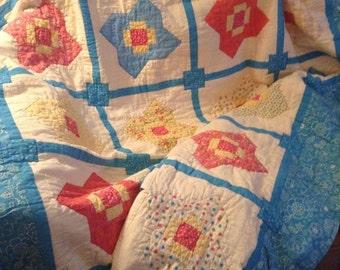 Flower Quilt
