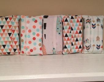 Mini Kleenex Fabric Holders