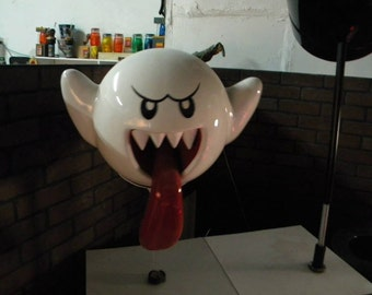 BOO Mario Bros Inspired figure