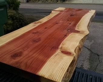 9' Long California Redwood