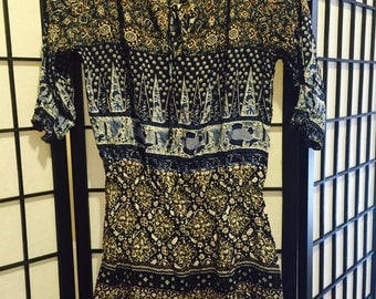 Greek Tunic Dress - X-Small