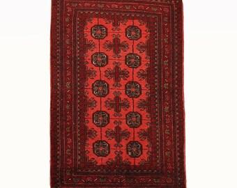 Afghan Door mat rug