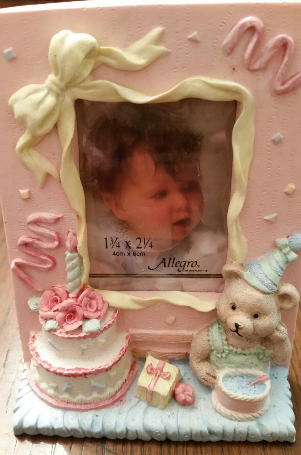 Studio Decor St Birthday Frame