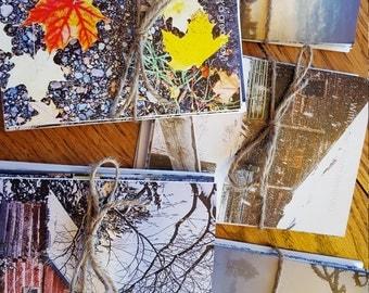 Montana note cards. Blank inside