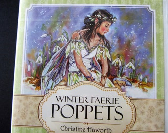 Crafter's Companion Winter Faerie Poppets CD Rom Collection