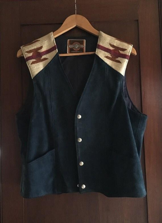 Vintage pioneer wear vest