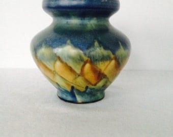 Vintage Zane Pottery Vase - circa 1925