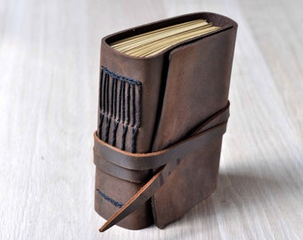 Custom leather journal, Personalized  leather Notebook,Handmade journals,leather sketchbook,Blank books