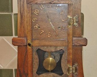 Gilbert Craftsman Clock 1905