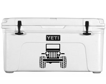 Jeep Vinyl Decal Etsy - Jeep vinyls for yeti cups