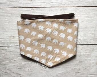 Tiny Elephants - Dog Bandana
