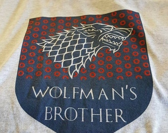 Wolfman's Brother Shirt