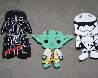 Star Wars wall decorations
