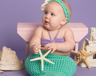 Mermaid Photo prop
