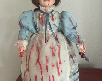 Creepy Doll - Elizabeth