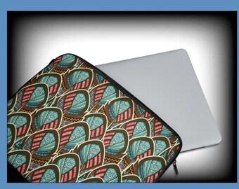 14 Inch Laptop Sleeve, Laptop sleeve, Computer sleeve, Custom Laptop Accessory, Monogrammed Laptop Sleeve