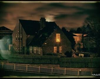 Horror At Night