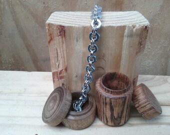 Small Nut Bracelet